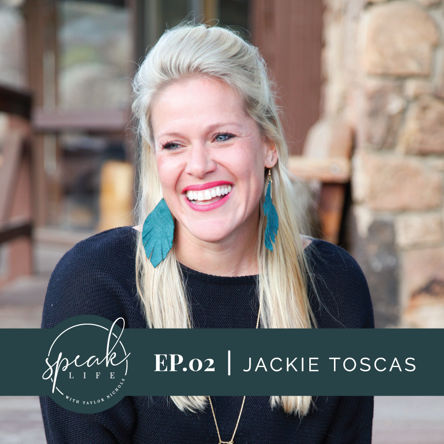 Ep.02 | Jackie Toscas