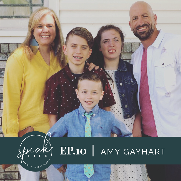 Ep. 10 | Amy Gayhart