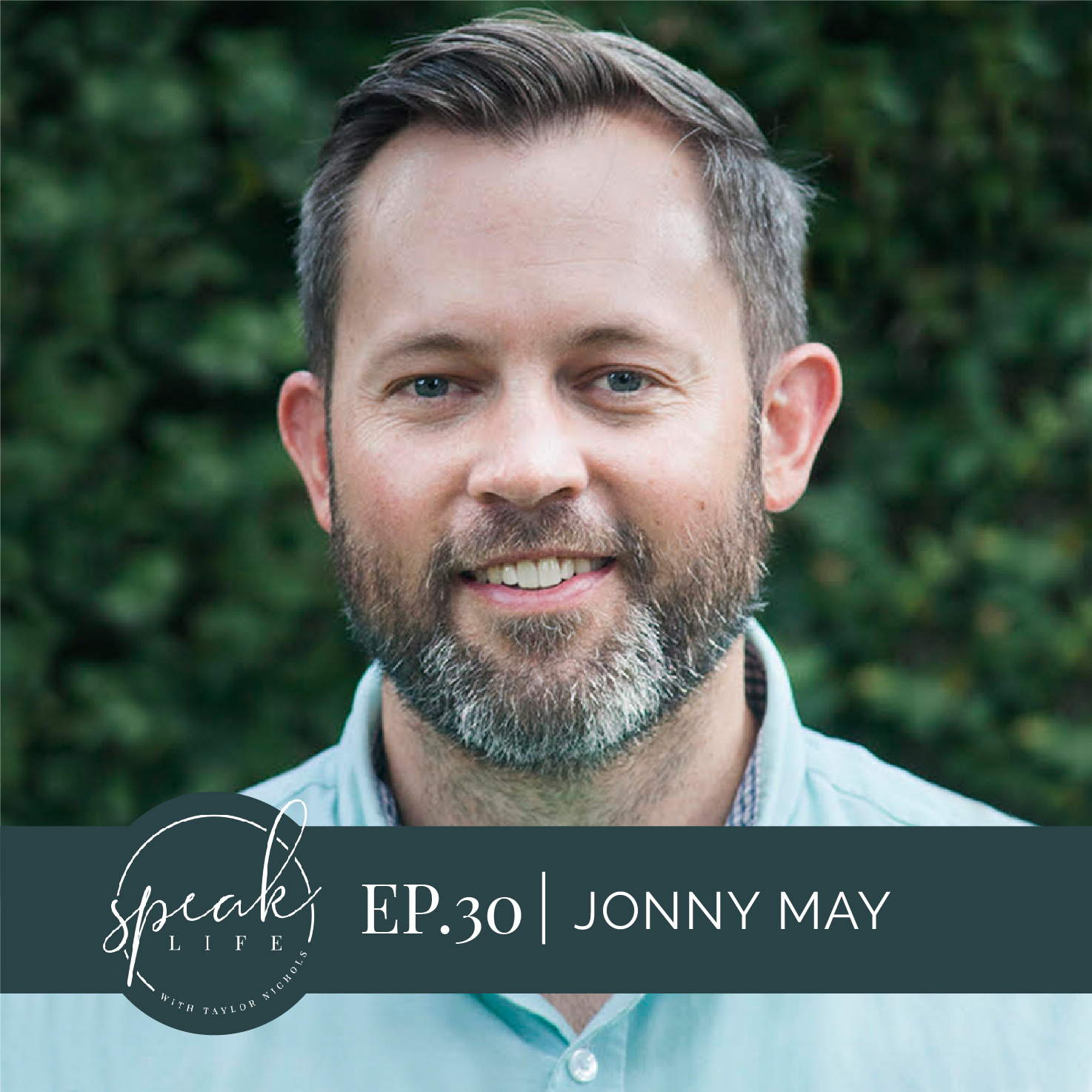 Episode 30. Jonny May – From 'fearful reaction' to 'informed connection'