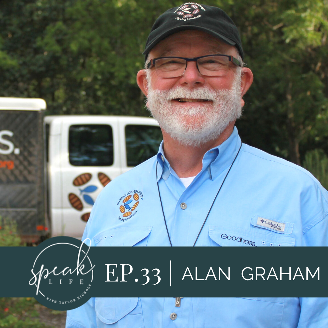 Episode 33. Alan Graham – From 'house' to 'home'