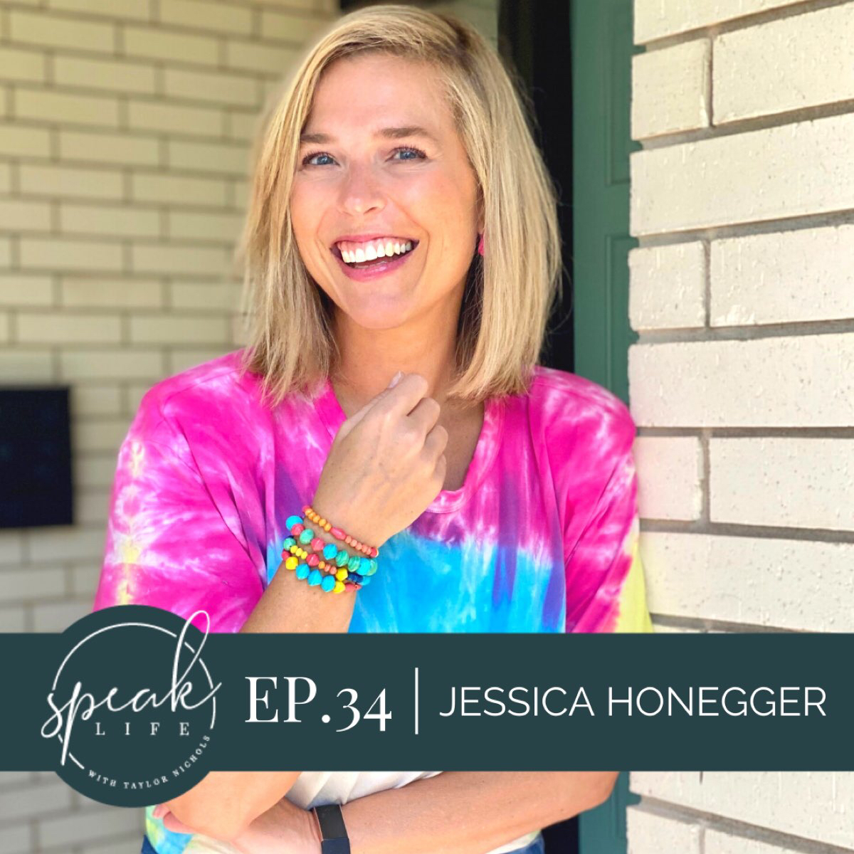Episode 34: Jessica Honegger – From 'feeling stuck' to 'going scared'