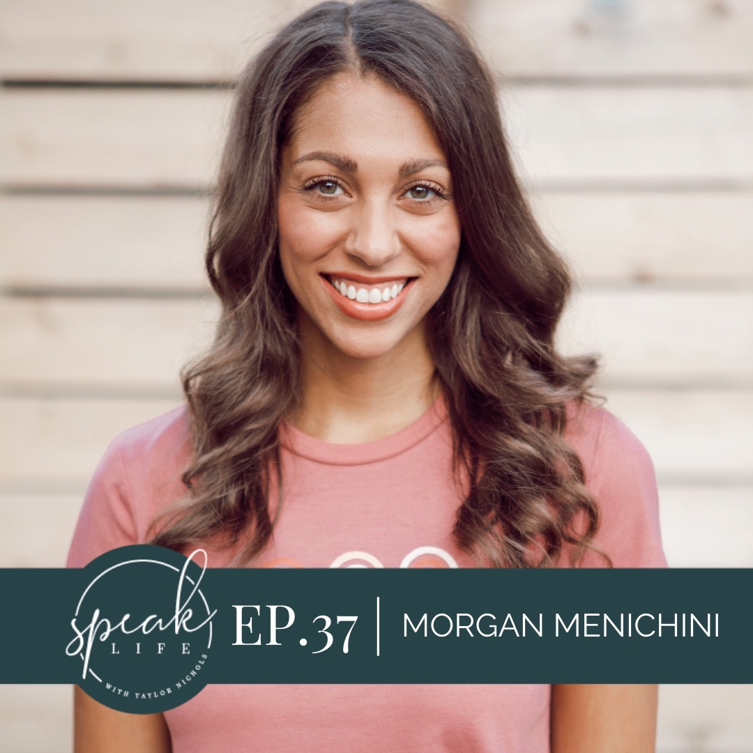 Ep.37 | Morgan Menichini – From 'educating' to 'effecting change'